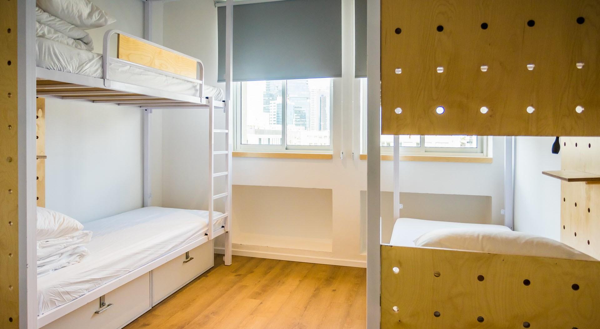 Gia Hostel Tel Aviv | Rooms