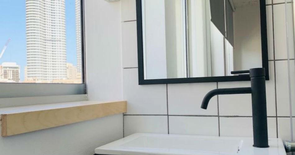 Gia Hostel Tel Aviv | Bath room